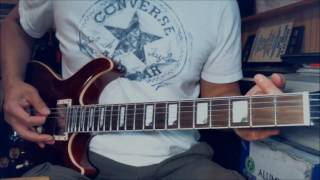 Def Leppard - High 'n' Dry (Saturday Night ) Guitar lesson Part 2 - Full song