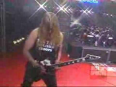 Slayer w telezakupach