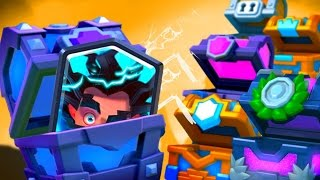OPENING ALL CHESTS! GEM SPREE! // Clash Royale