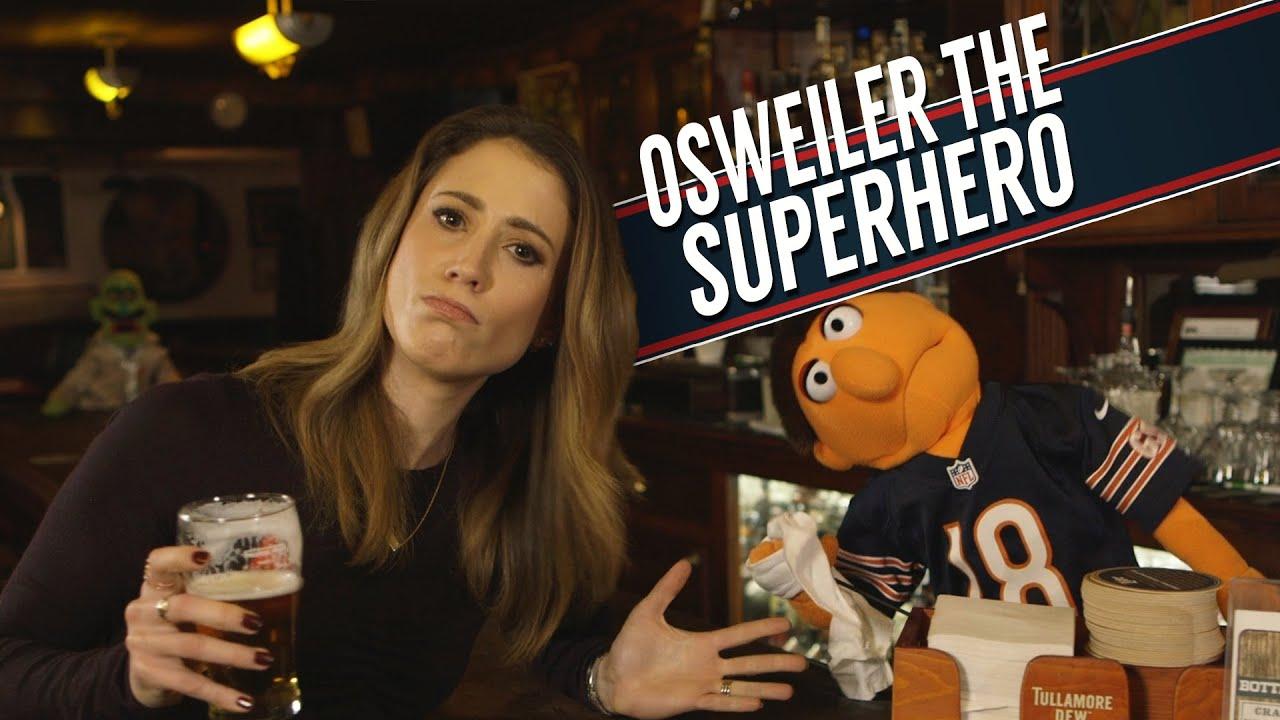 Brock Osweiler is a superhero, a very tall superhero thumbnail