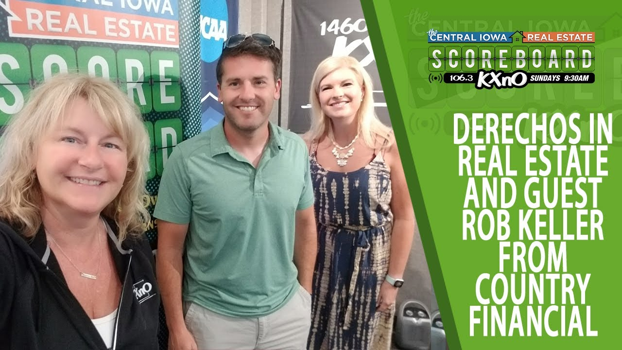 Ep. 12: Derechos in Real Estate and Guest Rob Keller from Country Financial