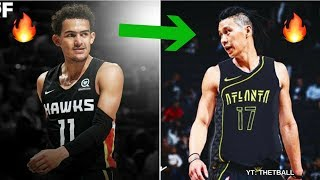 How Jeremy Lin Fits With the Atlanta Hawks | Starting With Trae Young After Trade From Brooklyn Nets