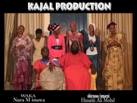 GANGAR SHAIDAN WAKA 1 (Hausa Songs / Hausa Films)