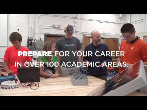 Milligan College - video