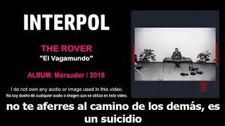 """Interpol - """"The Rover"""" (Subtítulos Español)"""