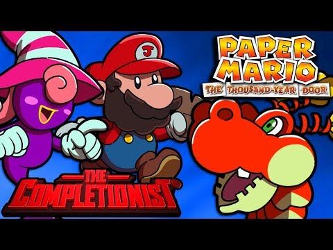Paper Mario: The Thousand Year Door   The Completionist