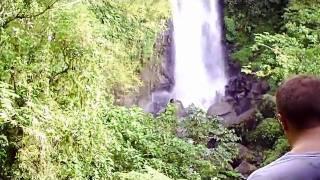 preview picture of video 'Dominica Trafalgar Falls'