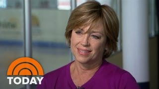 Dorothy Hamill Opens Up About Olympics, Relationships, Cancer | TODAY