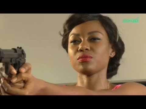 Nigerian Movie: Yvonne Nelson commits crime  In