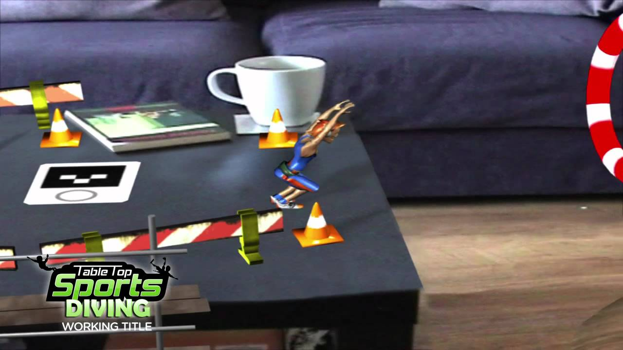 See The Augmented Reality Effects Possible On PS Vita