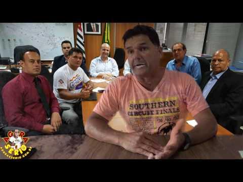 Diretor de Turismo de Juquitiba Carlos do Phs fala sobre a reunião com o Secretário de Turismo de São Paulo Sr Laércio Benko