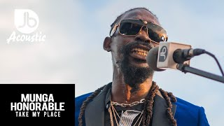 Munga Honorable - Take My Place - Jussbuss Acoustic (Season 4)