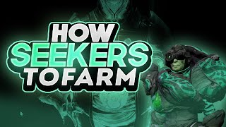 How to Farm Seekers FAST! [2019] [Warframe]