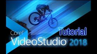 Corel VideoStudio - Tutorial for Beginners [+General Overview]