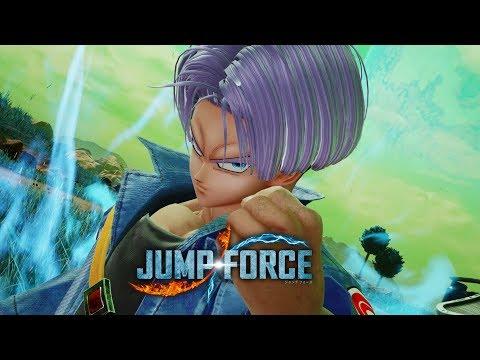 JUMP Force - Jump Festa Story Mode Trailer (2019)