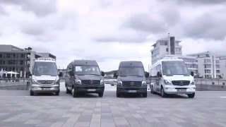 Mercedes-Benz Sprinter Minibus Official Trailer
