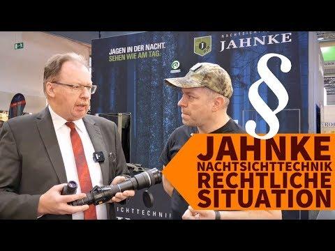 nachtsichttechnik-jahnke: Video-Interviews: Neuheiten von Nachtsichttechnik Jahnke auf der Jagd & Hund 2020
