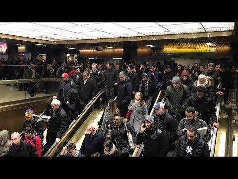 NYC mayor said blast was