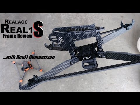 Realacc Real1S (STRETCHED X) Frame from Banggood
