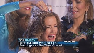 A New Miss America is Crowned | ABC News