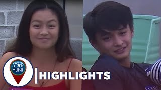 Lance, kinilig sa pag amin ni Ashley | Camp Star Hunt