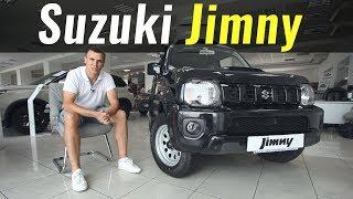 Suzuki Jimny - внедорожник ДЁШЕВО! #ЧтоПочем s03e11