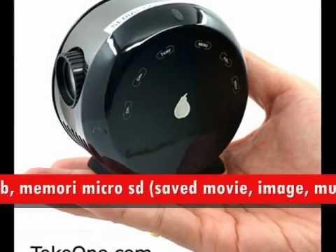 Video proyektor mini murah