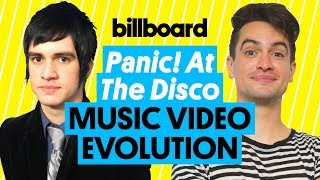Panic! at the Disco Music Video Evolution: 'I Write Sins Not Tragedies' to 'Hey Look Ma, I Made It'