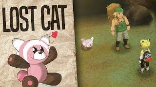 Stufful  - (Pokémon) - Abandoned Stufful Event | Pokemon Ultra Sun and Moon Easter Egg Event | Lost Stufful