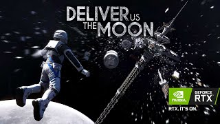 Deliver Us The Moon | NVIDIA RTX Trailer | Out Now