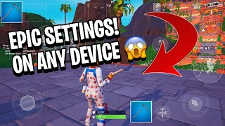 60fps mod fortnite mobile android - TH-Clip
