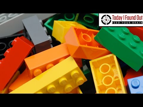 Why do Lego Hurt So much?