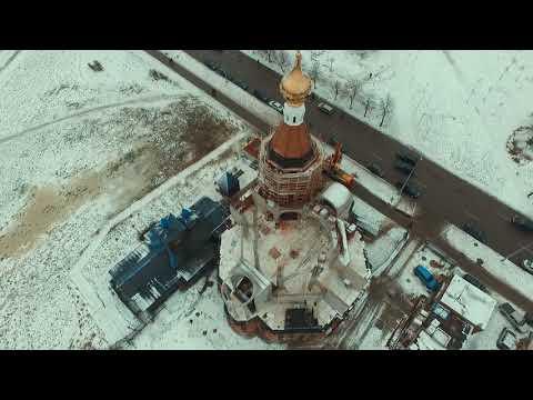 Минск храм партизанский