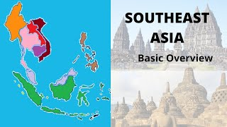 South East Asia Map & Countries - South East Asia Overview