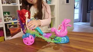 Review of Ariel Disney Princess Under the Sea Carriage