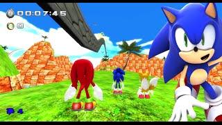 SAGE 2014: Sonic World (DEMO) 1/3