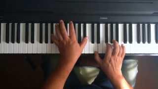 Tutorial piano y voz Centro de gravedad permanente (Franco Battiato)