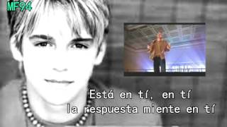 Do You Remember- Aaron Carter [Subtitulos en español]