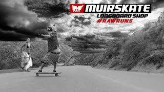 #RawRuns featuring Joe Gutkowski | MuirSkate Longboard Shop
