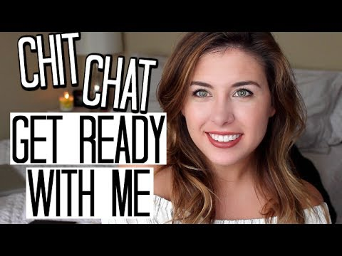 Chit Chat GRWM! // I Have A Service Dog + Terrible Nail Salon Experience