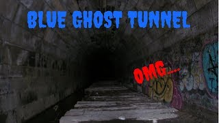 BLUE GHOST TUNNEL| Most Haunted Place In Ontario| Paranormal Mayhem