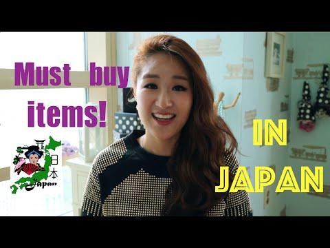 Video Must Buy Items in Japan - Jenny Jo