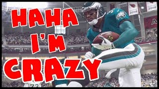 HAHA! I'M CRAZY!! - Madden 16 Ultimate Team | MUT 16 PS4 Gameplay