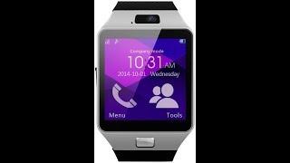 Teardown Erenbach Smartwatch DZ09 Patona