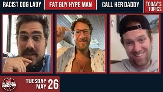 Alex Cooper Officially Back On Team Barstool - May 26 - 2020