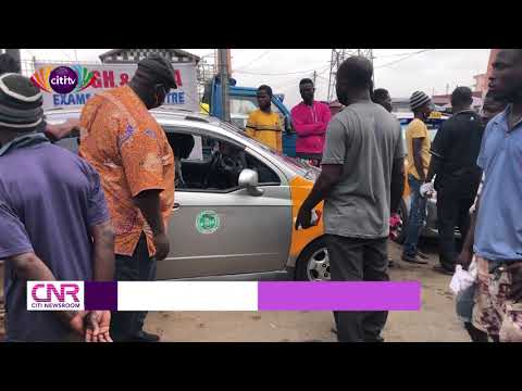 AMA, NADMO taskforce arrest commercial drivers for on-street parking | Citi Newsroom