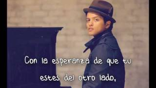 Bruno Mars  Talking To The Moon Español