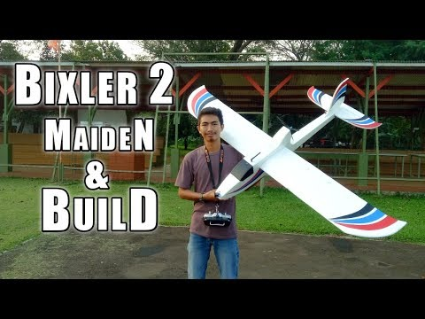 cara-membuat-pesawat-rc--bixler-maiden-amp-build--how-to-make-rc-plane--bixler-fpv