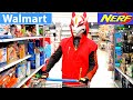 Nerf Fortnite Blaster Shopping At Walmart!
