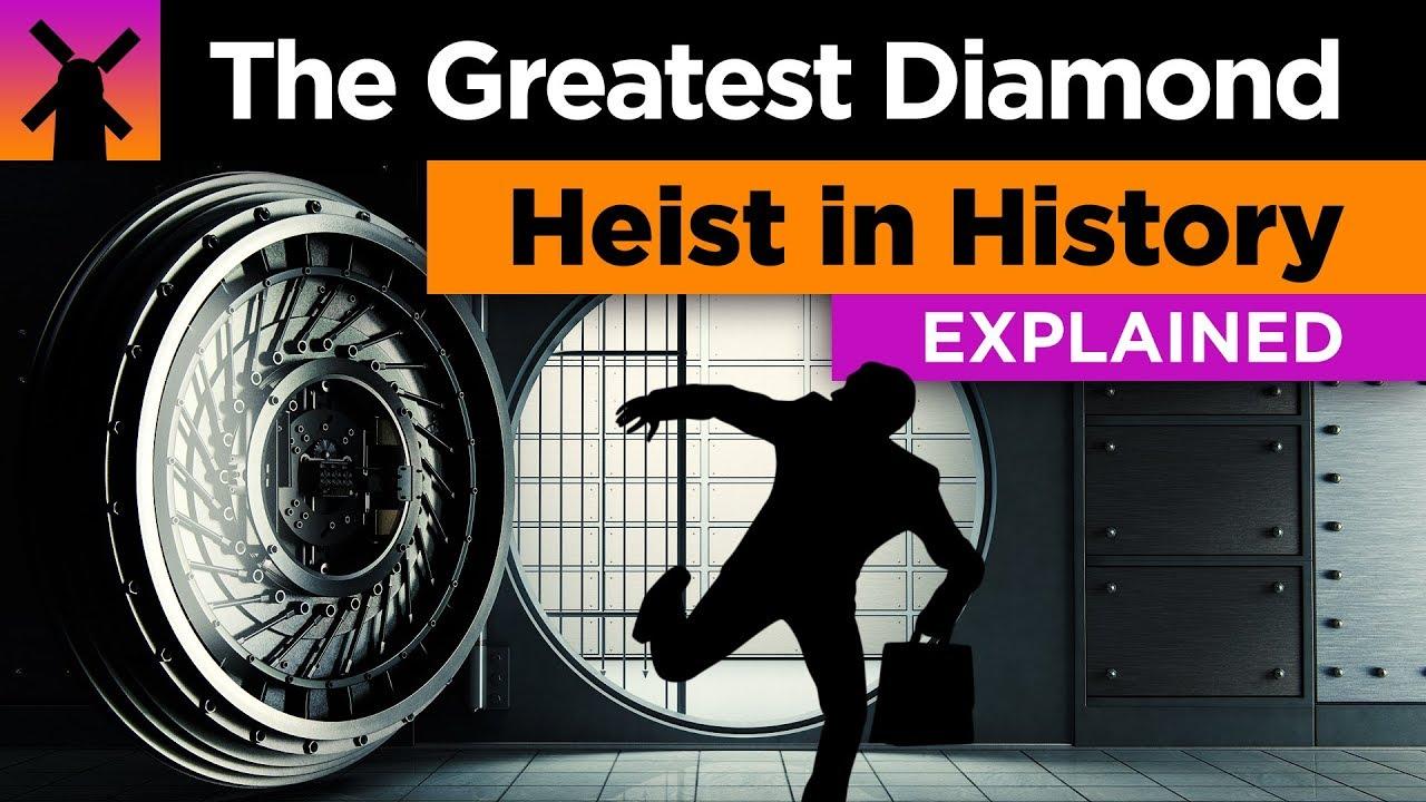 The $100 Million Belgian Diamond Heist Explained thumbnail